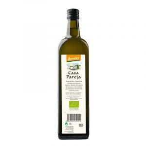 Casa Pareja Extra Virgin Olive Oil Organic 25x4 oz