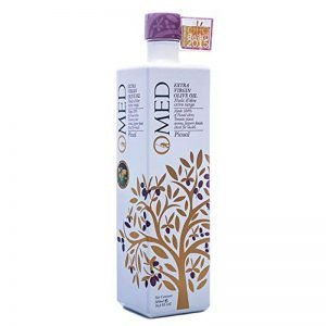 O-Med Picual Extra Virgin Olive Oil White Bottle 500 ml