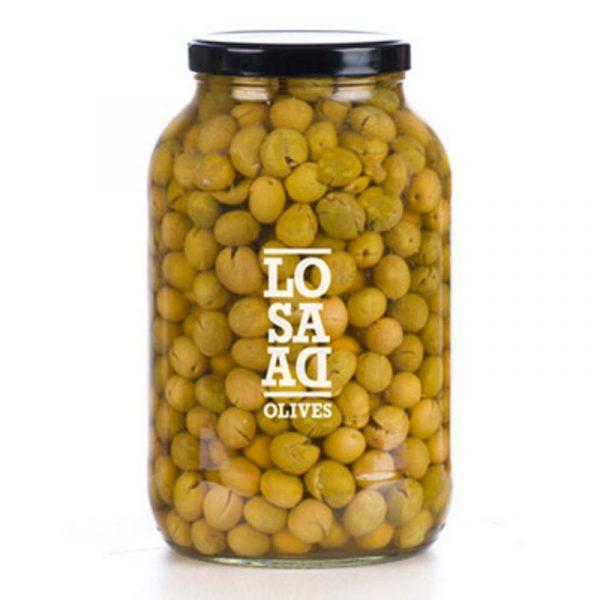 Losada Natural Alorena Olives 1 gal