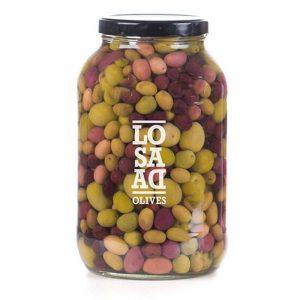Losada Carmona 5 Olives Mix 1 gal