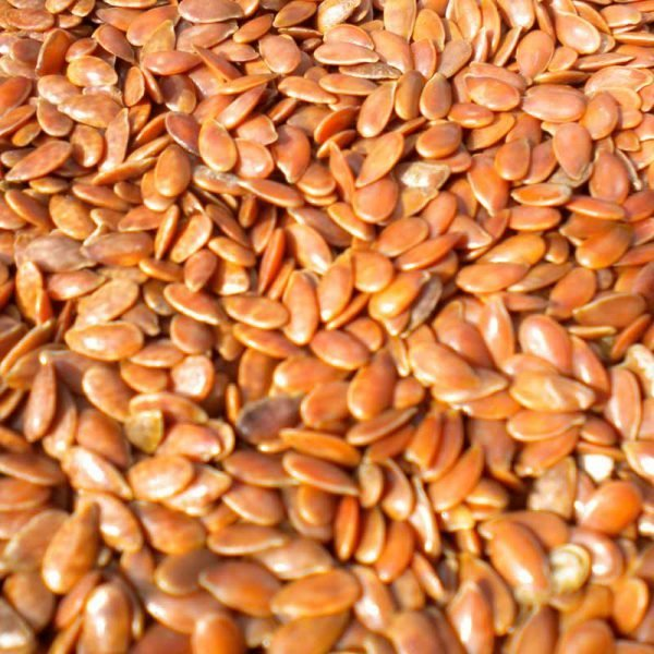 Flax Seed Whole Brown 50 lb