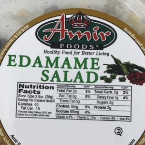 Amir Edamame Salad
